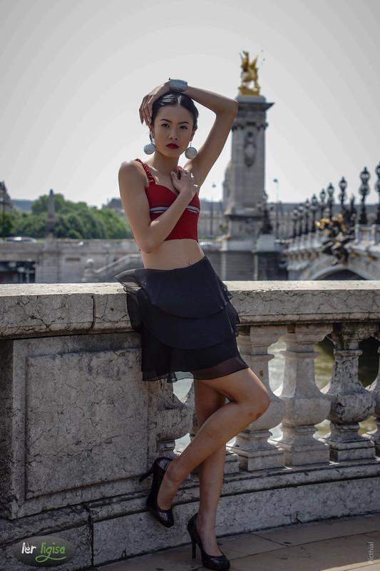 Maquillage et coiffure professionnel à Paris